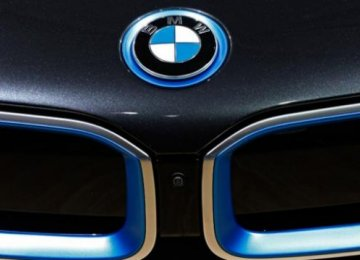 BMW Eyes 100,000 Electric Car Sales in 2017