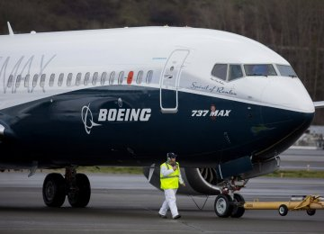 Boeing to Cut 500 Jobs