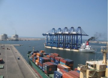 Egypt Trade Deficit Down