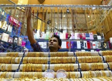 Gold Hits 5-Month Low
