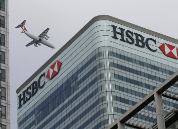 HSBC Loses  Top Rank