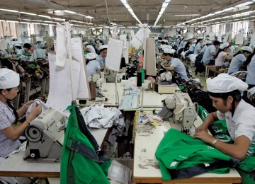 Vietnam's Factory Production to Rise 8%