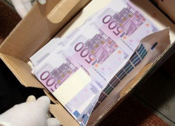 Police divers in Bulgaria have discovered about €13 million ($14.43 million) in fake