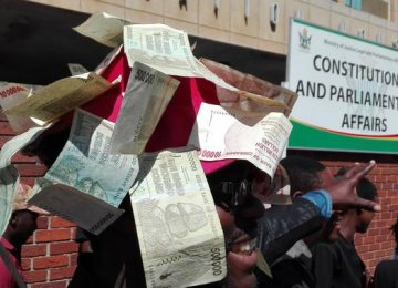 Zimbabwe Introduces Bond Notes