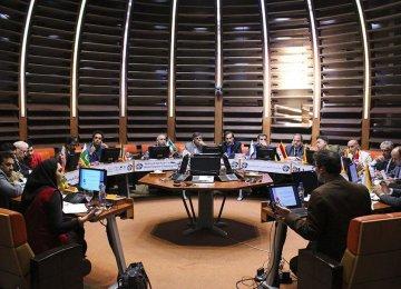 West Asian theater delegates in Tehran signed a memorandum of understanding on November 1.