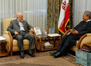 "Zanganeh Says OPEC Output Cuts ""Highly Probable"""