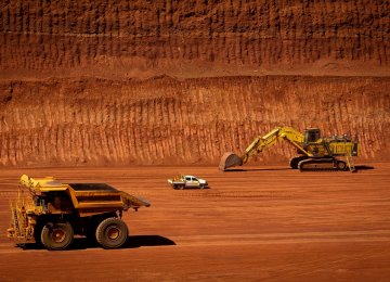 Tariffs to Be Imposed on Iron Ore Exports