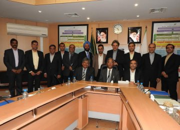 SEBI Execs Tour Iran Securities Markets