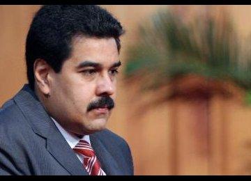Venezuela's President Says  US Fabricated Drugs Case