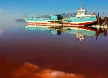Urmia Lake Restoration Hits Financial Roadblock