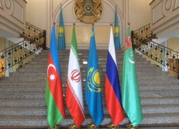 Tehran Hosting Caspian Meeting