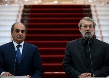 Iran-Cyprus Parliamentary Ties Extensive
