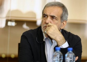 Tehran, Prague to Benefit From Agreements