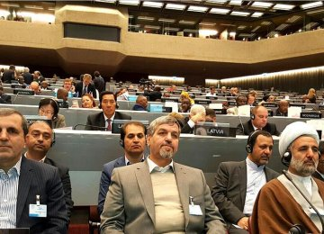 MPs Attend IPU Assembly in Geneva