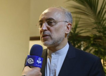 Iran, China Discuss Nuclear Cooperation
