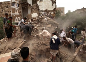Saudis Plotting to Drag Others Into Yemen