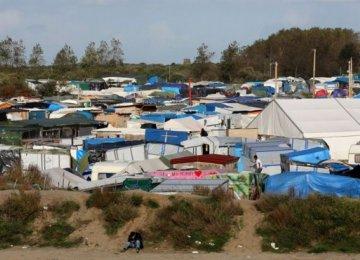"Calais ""Jungle"" Closure to Start on Monday"
