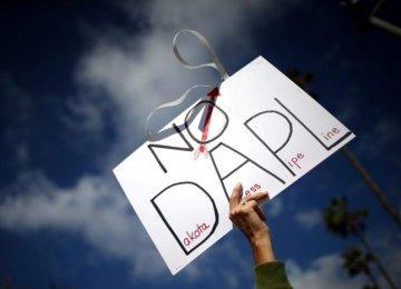 N. Dakota Police Arrest 141 Pipeline Protesters