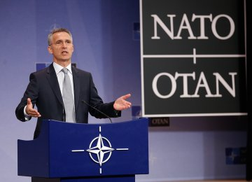 NATO Seeks Troops to Deter Russia