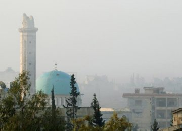 Syria Thwarts Offensive in Aleppo Suburbs