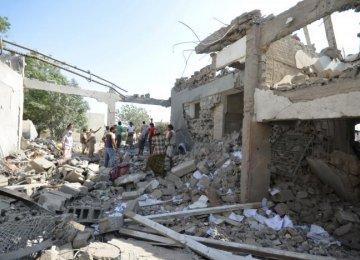 Saudi Airstrikes Kill 60 in Yemen Prison