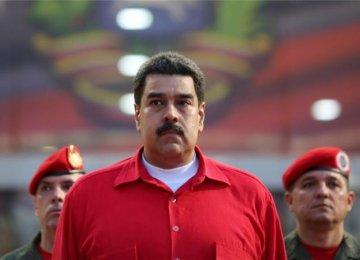 Venezuela Suspends Recall Vote Against President