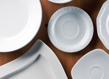 Decline in Chinaware Production