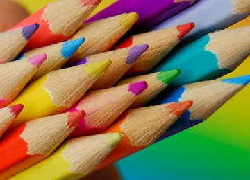 Iran Exports Colored Pencil to 3 Countries
