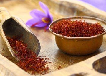H1 Saffron Exports Up 10.5%
