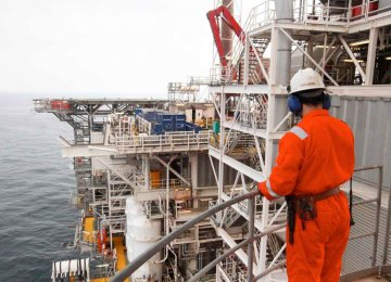 Talks With Int'l Firms  for 50 Oil, Gas Projects