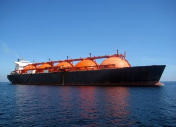 Shipment of LNG is less risky compared to piped exports and is more cost-effective for long-distance consignments.