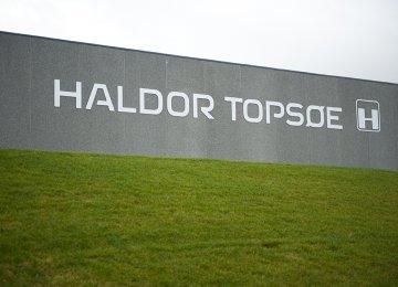 Denmark's Haldor Topsoe Co. in Petrochem Talks