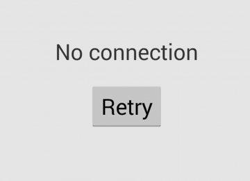 Tehran Suffers Internet Blackout