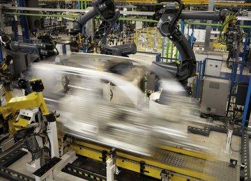 Iran Auto Output Tops 26%