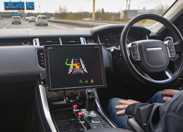 JLR, Ford Test Connected Cars in United Kingdom