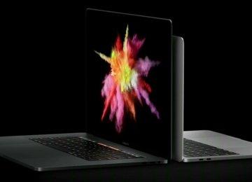 Apple Launches MacBook Pro Laptop