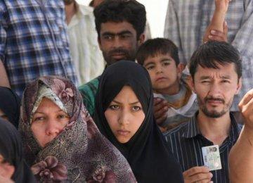 Repatriation of Afghan Refugees