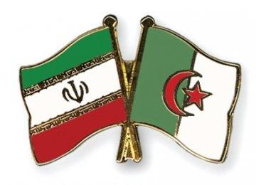 Pharmaceutical Production With Algeria