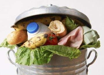 Iran Food Waste Alarming