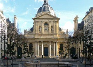 Sorbonne Coop. With Hakim Sabzevari Varsity