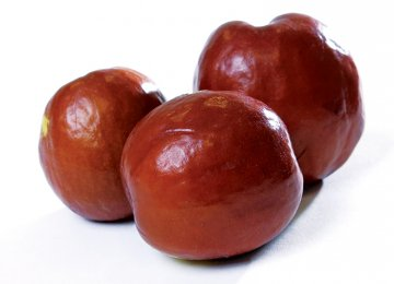 Jujube Syrup to Treat Diabetes, High BP