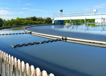 French Co. to Help in Water Management