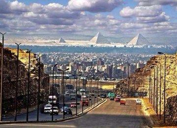 Egypt's GDP Growth Climbs