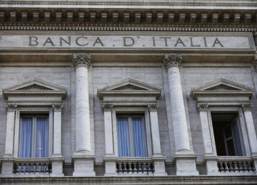 Italy Sees Modest GDP Gains