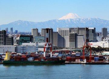 Japan Posts Trade Surplus
