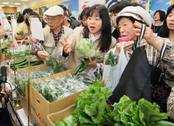 Japan Consumer Prices Fall