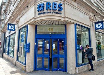 RBS Reports  $568m Loss in 3Q