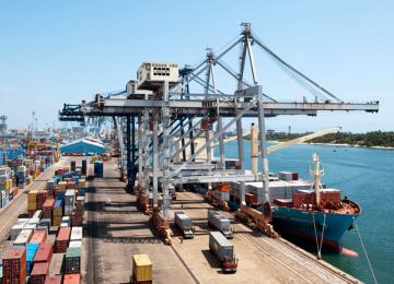 S. Africa Records Trade Surplus