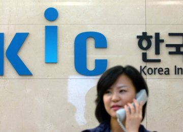 S. Korea Fund Suffers Paper Loss of $883m
