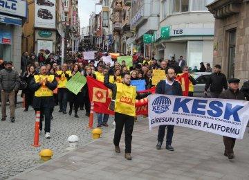 Turkey Unemployment Rises